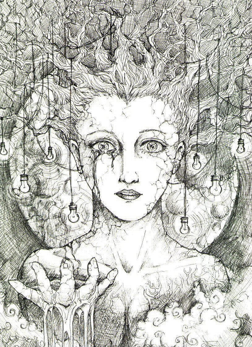 mother nature by alizarin on DeviantArt