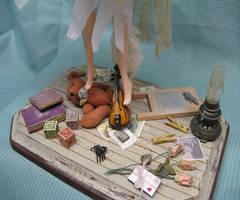 Lady Emmaline - Attic Floor by Pixiecritter