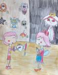 Kibbon Day 8: Shopping by littlegirlfandom