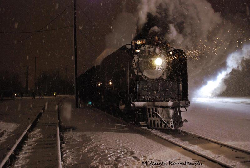844 in the Snow II by mkowalewski