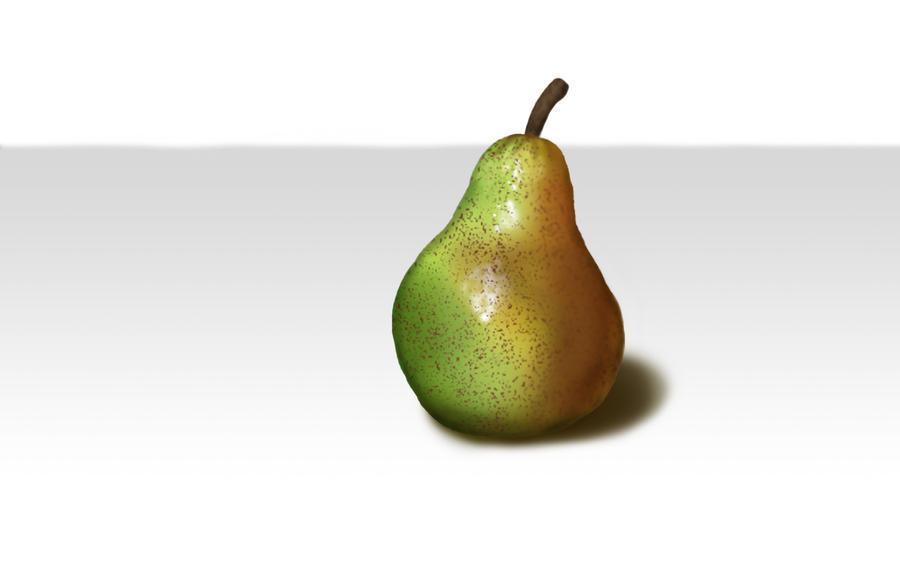 Pear by Narxinba222