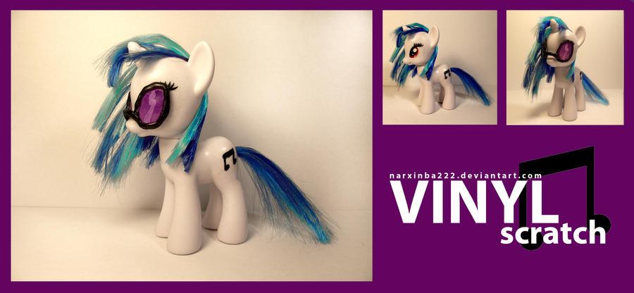 Custom Vinyl Scratch by Narxinba222
