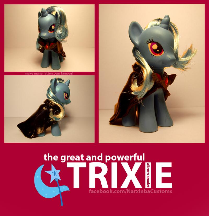 Magic Duel Trixie by Narxinba222