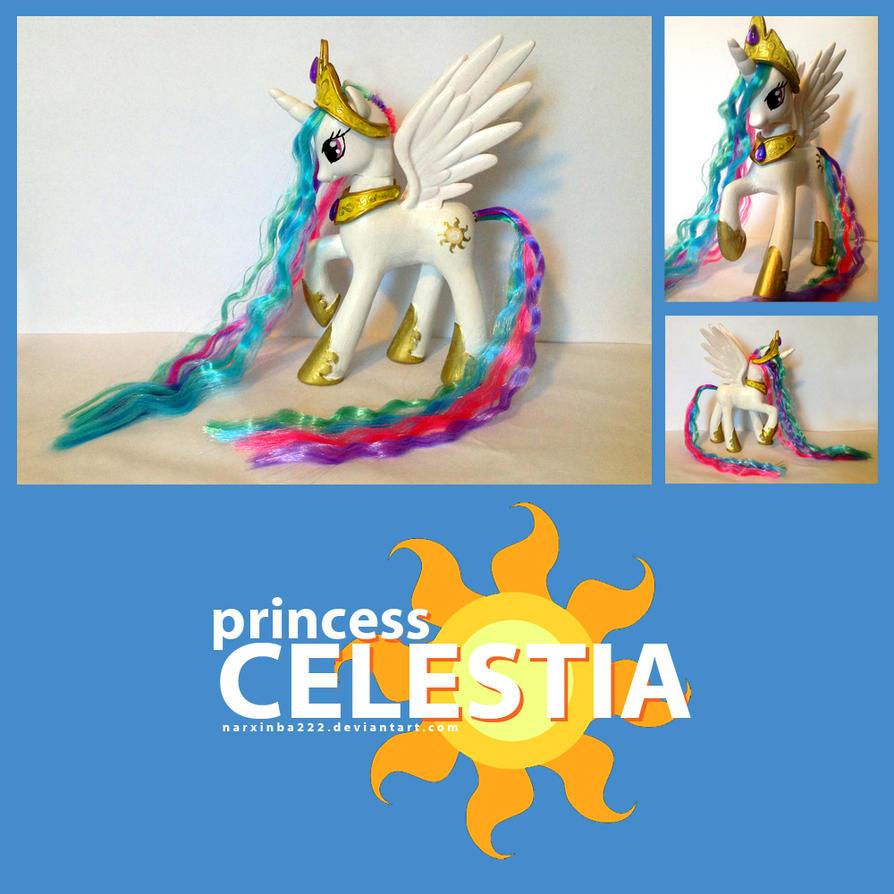 Princess Celestia by Narxinba222
