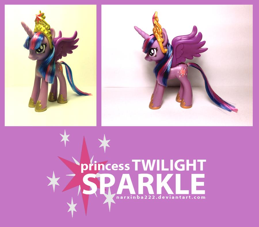 Princess Sparkle by Narxinba222