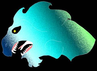 Dragon I tested Grafx2 effects on by TrueMefista