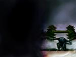 Qin Empire Assassin, Illustration for book cover