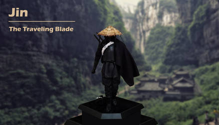 Jin | The Traveling Blade