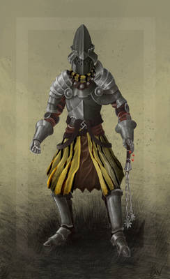 Old Order knight