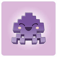 Space Invaders 03 by fali1978
