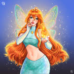 Bloom fanart from winx club [OPENCOMMISSIONS]