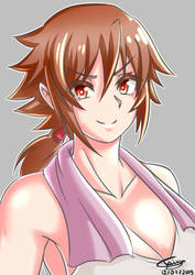 Yui - [Yui and Yusuke: School Fight]