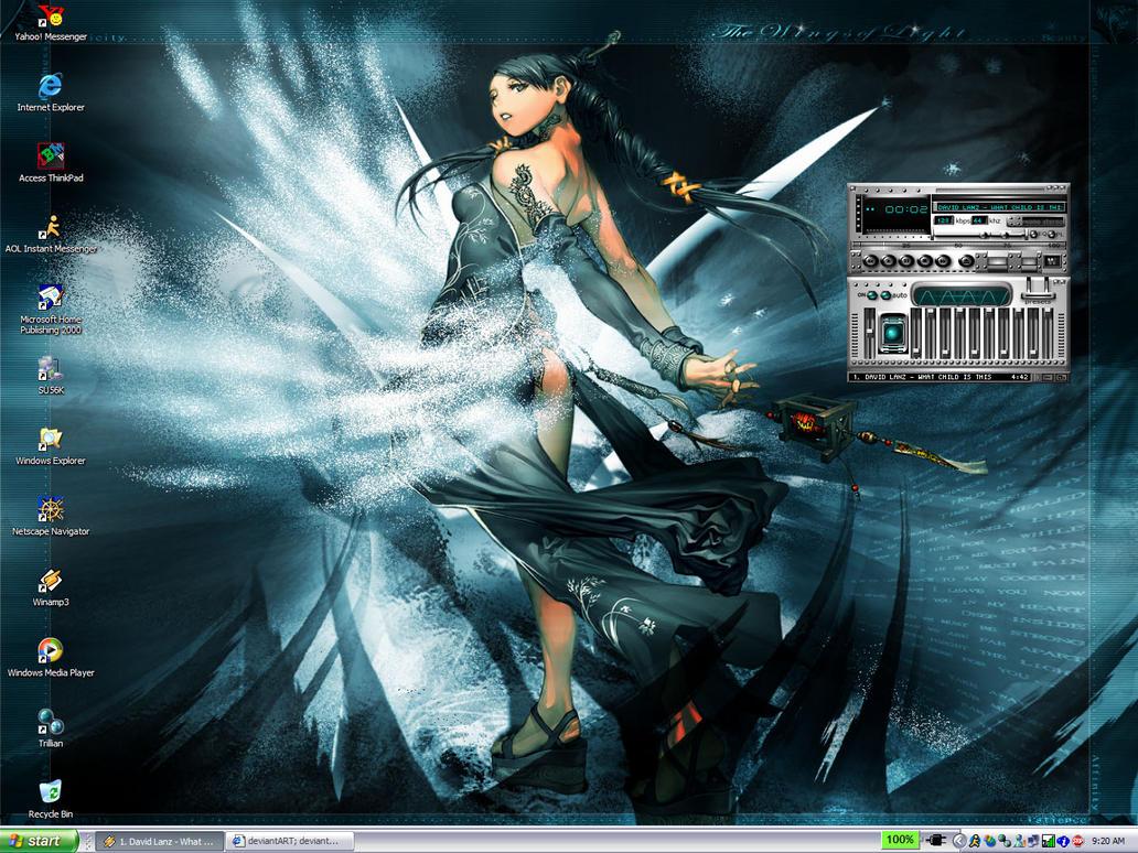 yukitos desktop by yukito