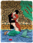 Dylan Dog with siren by DrinksNS