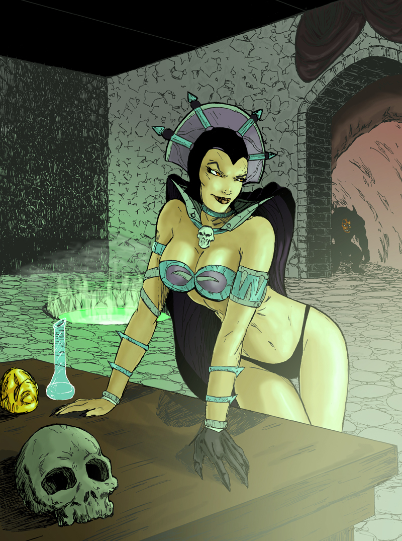 Masters del universo Evil_Lyn_by_blksuperman2