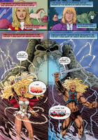 Wonder Twins by blksuperman2