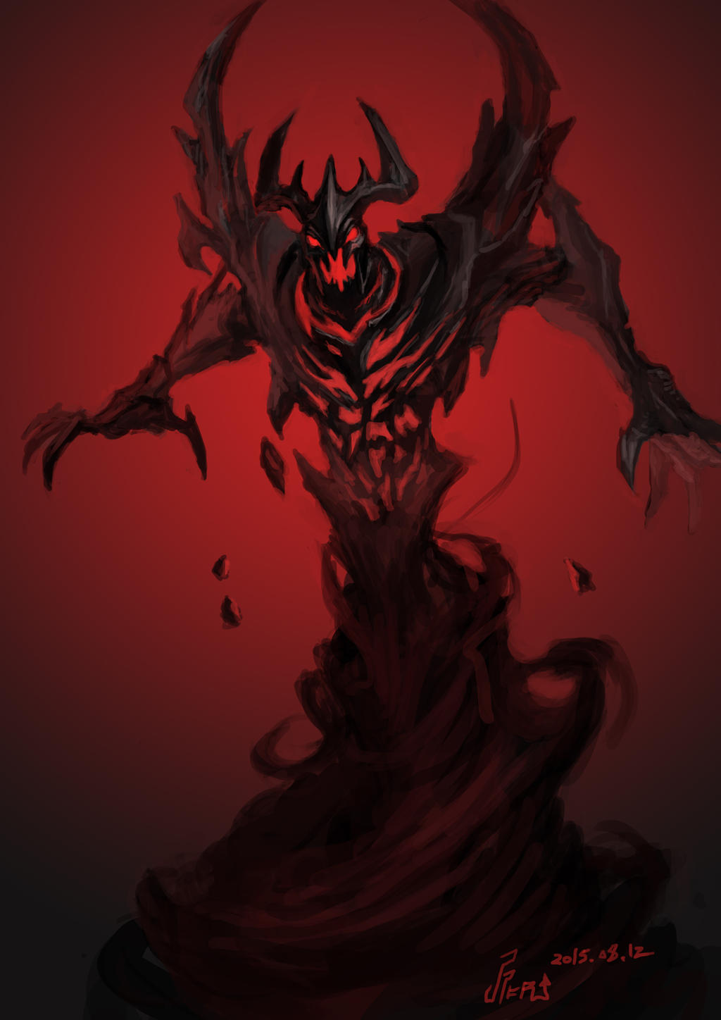 Shadow Fiend Wallpaper Hd Android Labzada