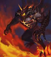 Deathwing Diablo by joseph1100