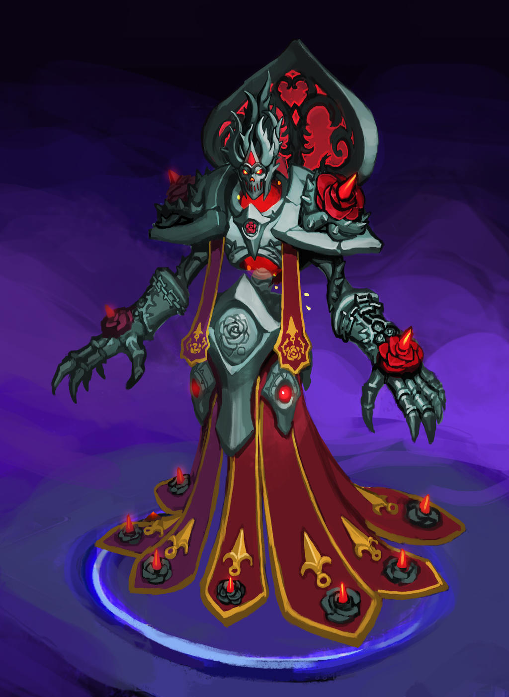 First Thorn Kel Thuzad Pose By Joseph1100 On Deviantart Kel'thuzad (ranged assassin) patch note history for heroes of the storm (hots). first thorn kel thuzad pose by