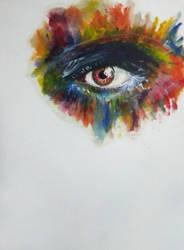 Eyes ii by GatesOfTomorrow