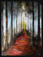 Forest by GatesOfTomorrow