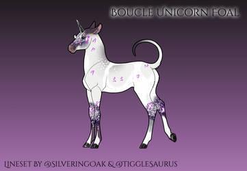 U066 Foal Design