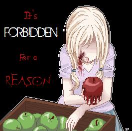 Forbidden Fruit by ScalematePrincess
