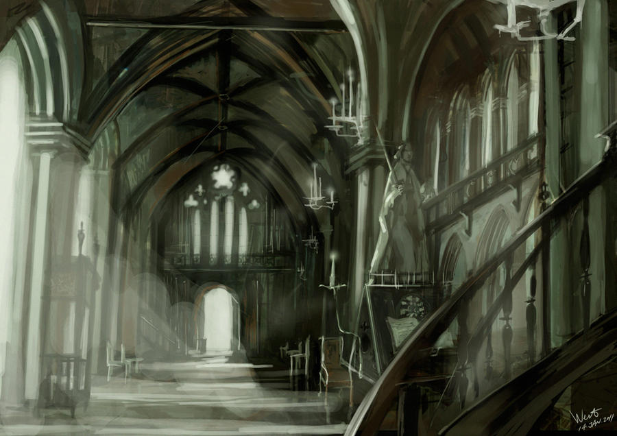 Professional Concept Artist /2d artist available for freelance work