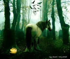 happy halloween by TayaRavena