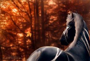 c_ that breath of autumn by TayaRavena