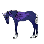 Wyrmwood/Equinox filly (sold)