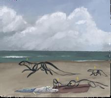 twwm | beach days - YEH closed!