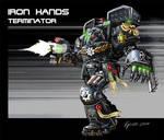 Iron Hands Terminator