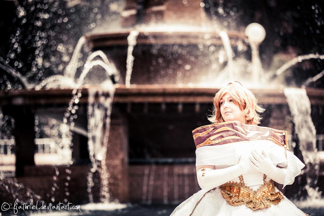 White Sakura III by fiathriel