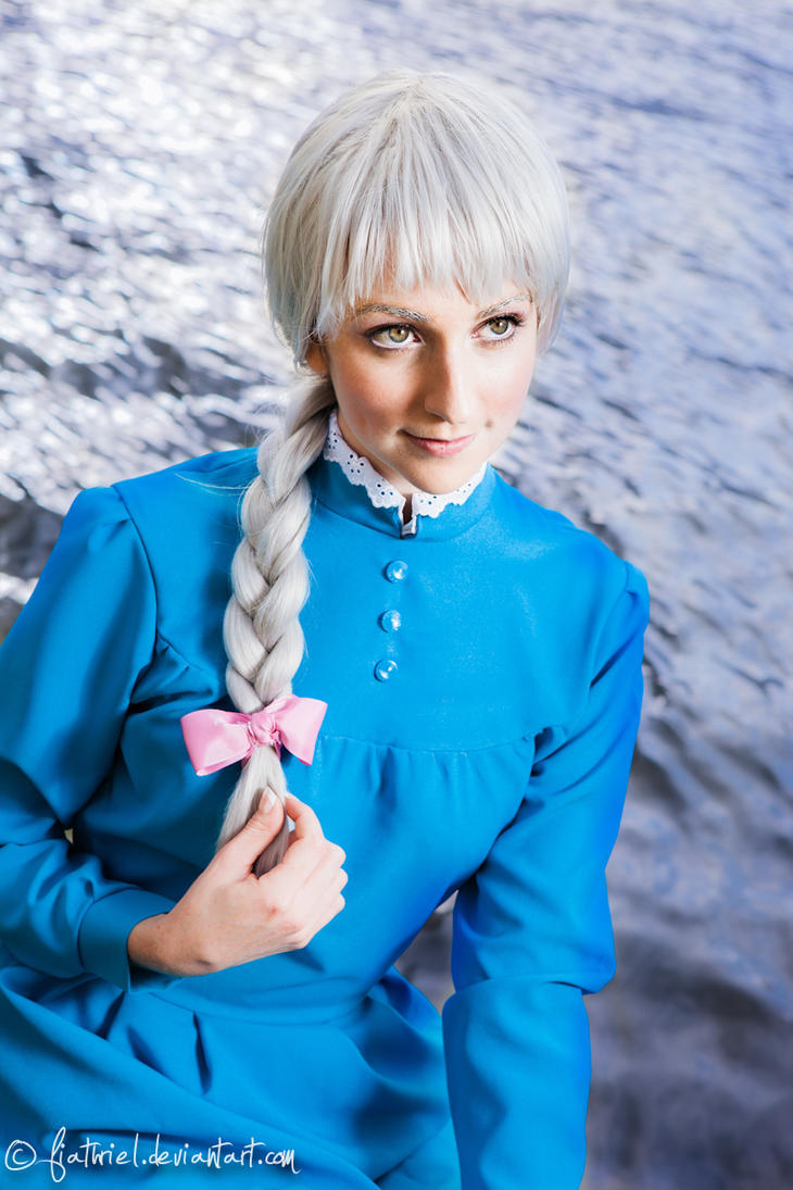 Howl's Moving Castle - Sophie II by fiathriel
