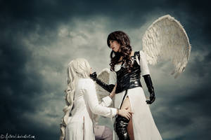 Angel Sanctuary - My Beloved by fiathriel