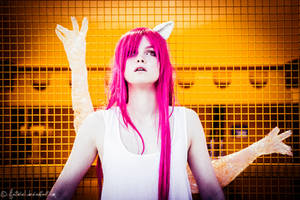 Elfen Lied - Trapped by fiathriel