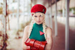 Street Fighter - Cammy 01