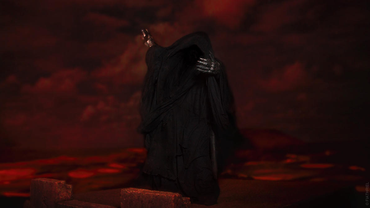 Come not between the Nazgul and his prey by fiathriel