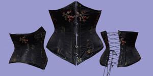 chinese brocade by Janes-Wardrobe