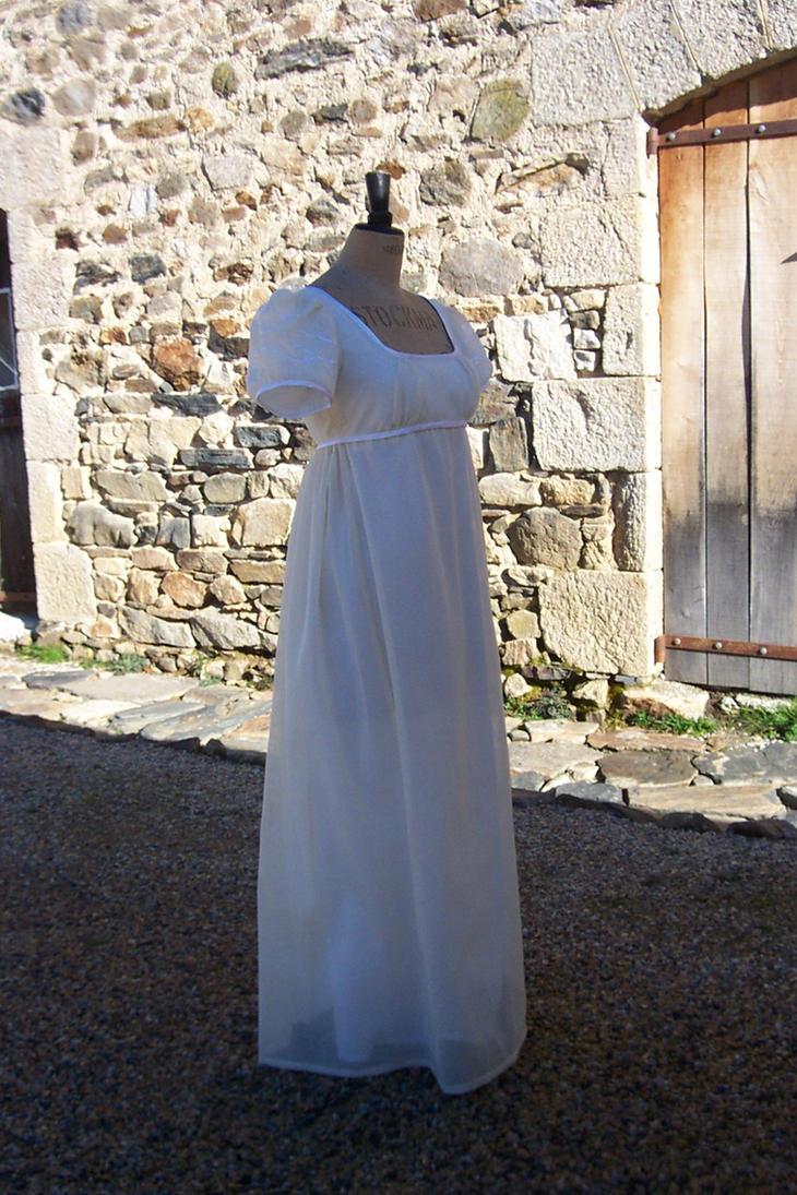 Regency Dress by Janes-Wardrobe on DeviantArt