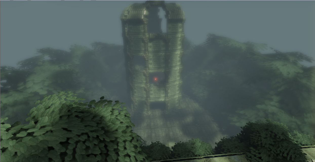 Temple by skullwarrior13