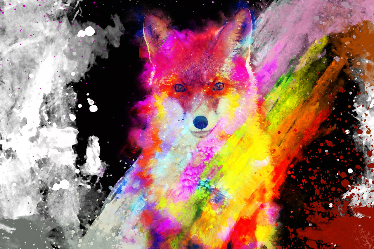 -- Dry Color -- by 0l-Fox-l0