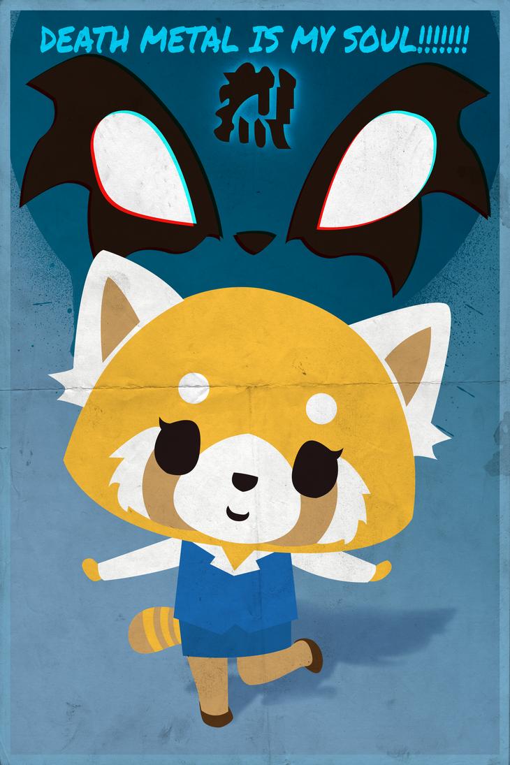 -- Retsuko -- by 0l-Fox-l0
