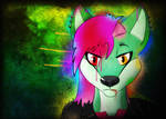 -- Punk head -- by 0l-Fox-l0