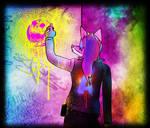 -- Punk Ace -- by 0l-Fox-l0