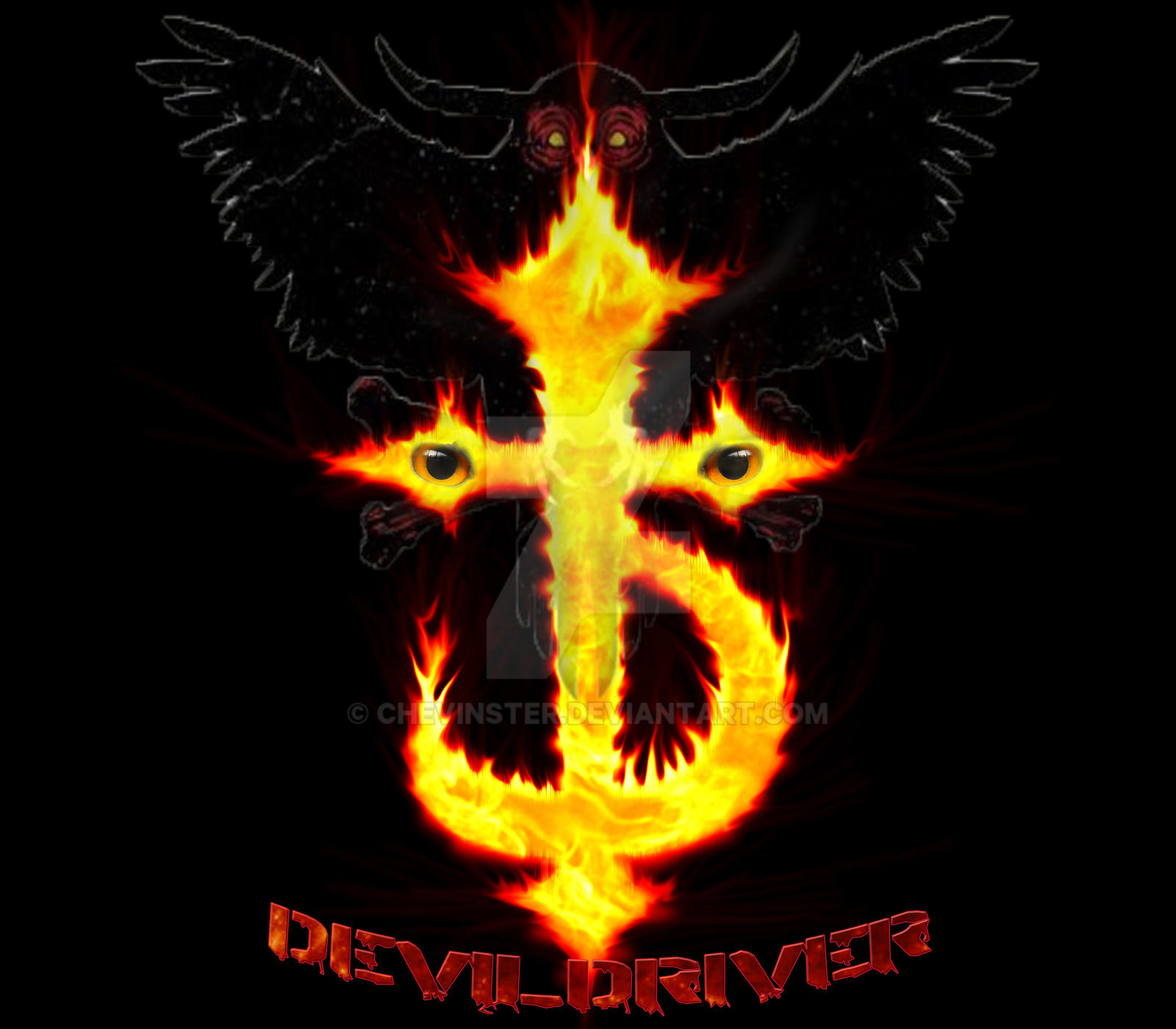 DevilDriver by Chevinster