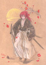 Kenshin the Slasher