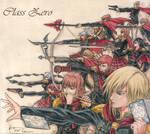 Final Fantasy Type Zero - Class Zero