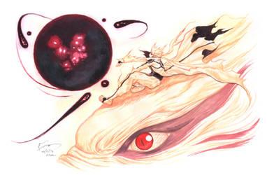 Naruto: Bijuu Orb by Nick-Ian